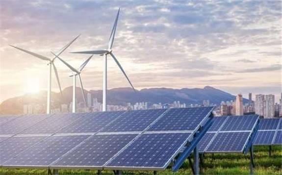哈萨克斯坦可再生威尼斯发电量近三年增长约1.2倍