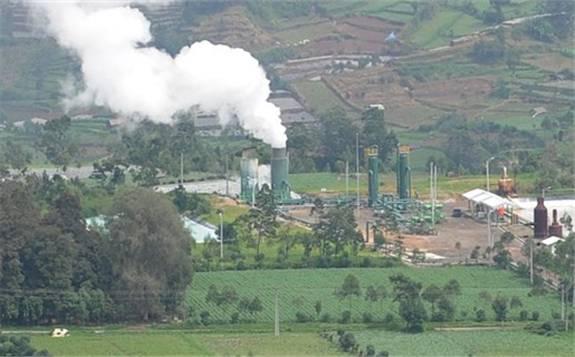 印度尼西亚获得亚洲开发银行3亿美元用于扩大地热发电