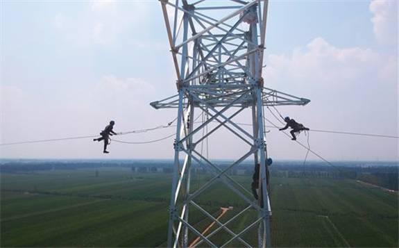 江苏将于年内打造长达700公里的超高压新能源大通道