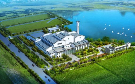 项目名称:江西九江生活垃圾发电项目