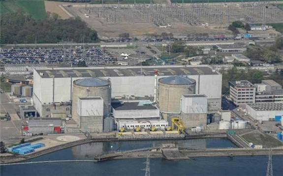 法国寿命最久的费森海姆核电站停止运行,拆除需15年!