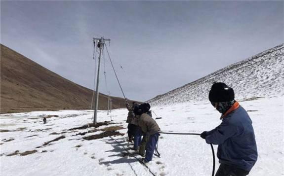 """青海960项""""三区三州""""藏区农网改造升级行动提前10天圆满划上句号!"""