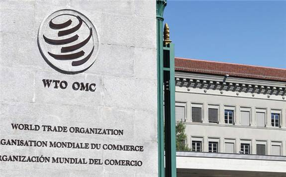 世贸组织(WTO):2020年二季度世界贸易可能下降18.5%
