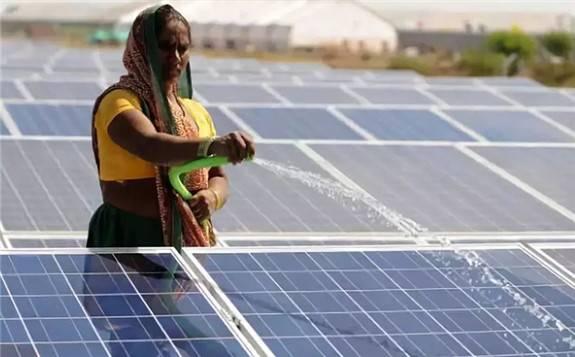 2.36卢比/kWh!印度(SECI)2GW太阳能中标价格再创新低