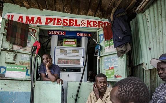 新冠疫情降低肯尼亚燃油需求