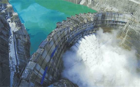 创多个世界第一 乌东德水电站综合效益显著