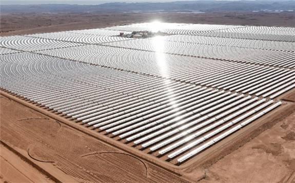 自疫情以来,摩洛哥四分之三的新能源企业营业额减少25%以上