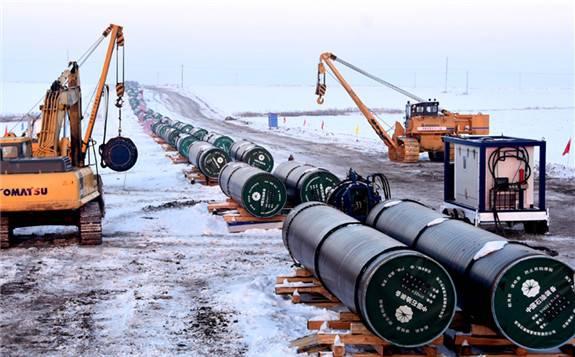 道达尔收购诺瓦泰克北极—2项目10%的股份