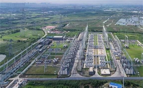 东吴1000千伏特高压交流变电站扩建工程投运