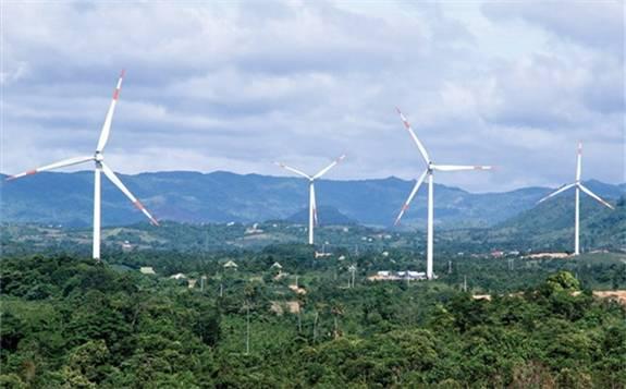泰國第三大電力生產商出資2億美元收購越南兩個風電項目