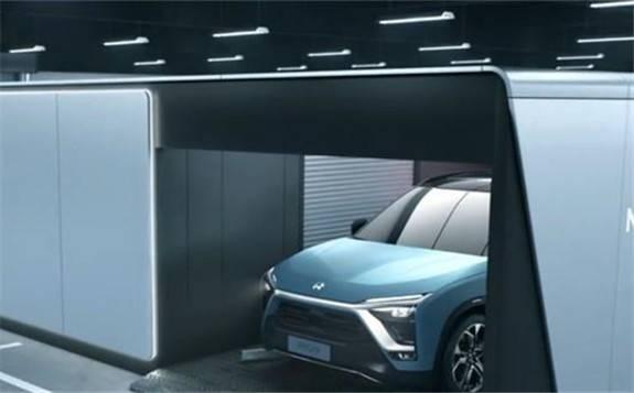 """新基建接连迎来政策东风,新能源车""""换电""""模式能否普及?"""