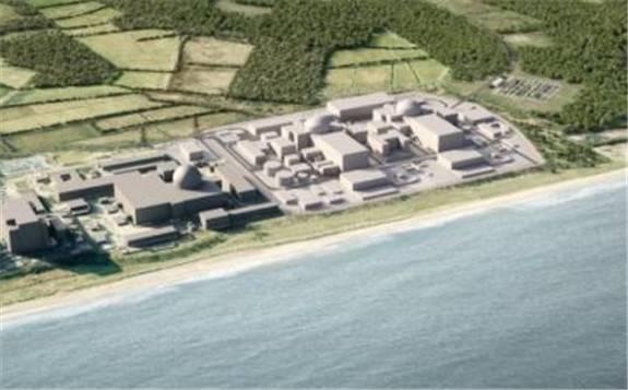 英国塞兹维尔C核电厂正式提交厂址许可证申请