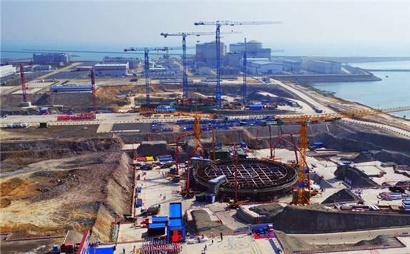 """""""华龙一号""""防城港4号核电常规岛除氧器成功发运"""