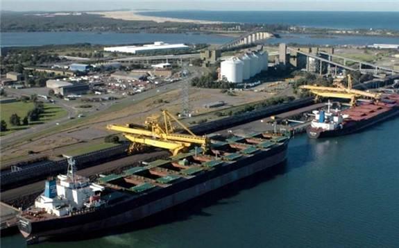 1-6月纽卡斯尔煤炭出口同比降1.8%