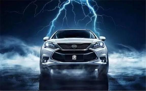 比亚迪6月新能源汽车销量同比下降46.69%