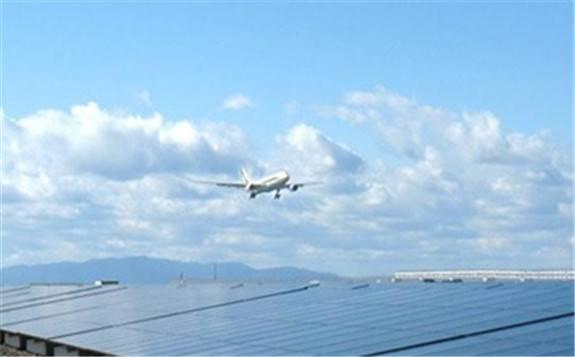 加拿大将建成全球最大机场光伏电站