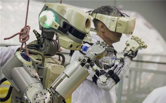 俄罗斯利用AI和VR技术开发用于高辐射环境的机器人
