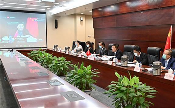 国际能源署清洁能源转型峰会视频会议召开