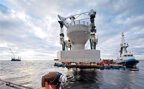 英国启动全球首个海风制氢供热项目