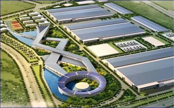 土耳其安卡拉光伏产业园项目取得标志性进展