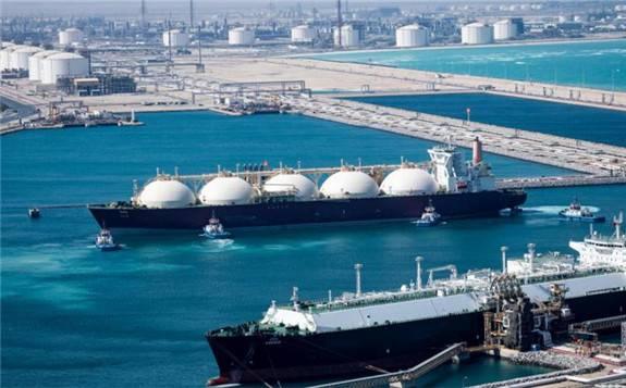 上半年天津口岸液化天然气进口量居全国首位