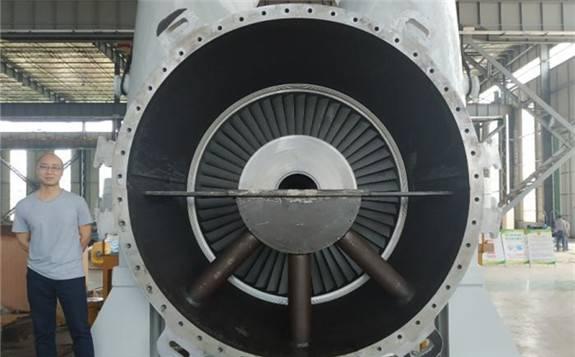 国际首台100兆瓦先进压缩空气储能系统核心部件完成测试!