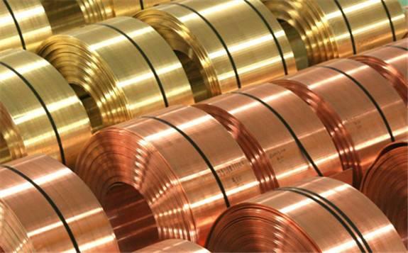 今年上半年我国有色金属工业呈探底恢复性向好的走势