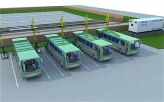 """""""电氢并行"""" 新能源汽车催热综合能源补给站"""