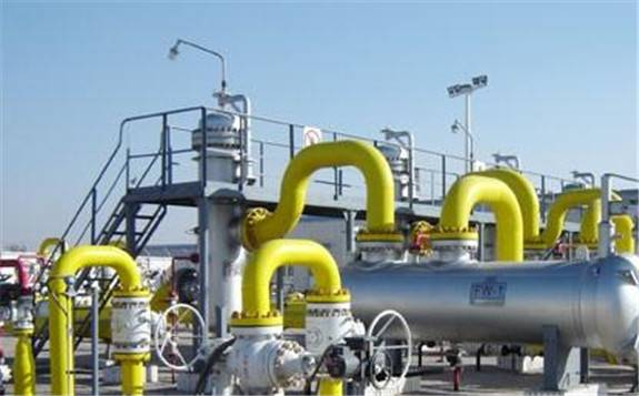 沙特已探明天然气储量排名全球第六