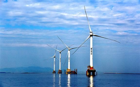 全世界海上风电输电量年增长37GW 中国排名第二!