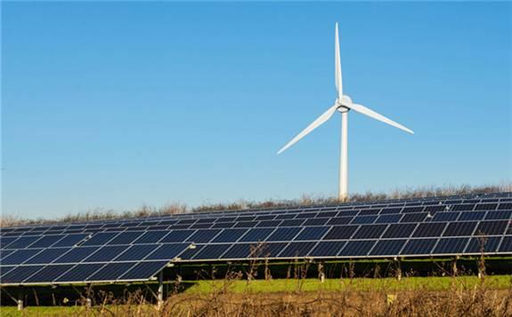 到2030印度发电量将有60%来自可再生威尼斯