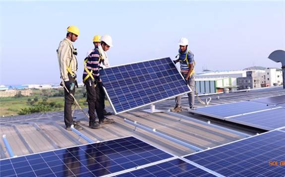 印度计划筹建世界太阳能银行 动员资金500亿美元
