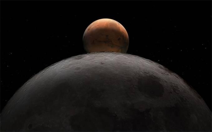 美国寻求在月球和火星建造核反应堆