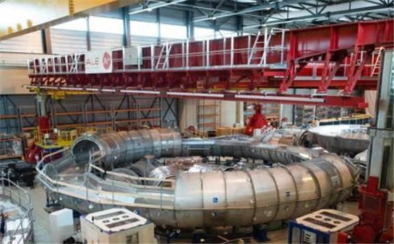 习近平向国际热核聚变实验堆计划重大工程安装启动仪式致贺信