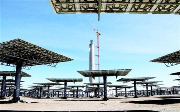 多座光热电站入驻 光热正在改变敦煌市威尼斯结构