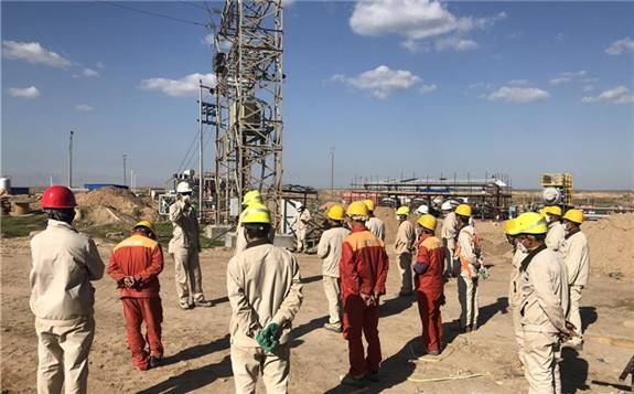 伊拉克石油部将为伊抗疫提供超过160亿第纳尔的财政支持