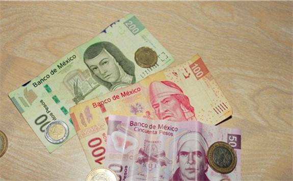 墨西哥第二季度GDP增速同比下降18.9%