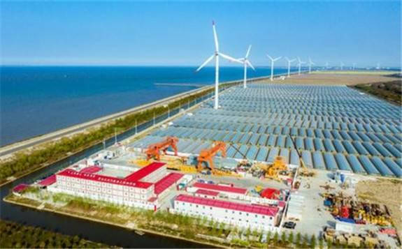 """沙特投资70亿美金建""""绿氢工厂"""""""