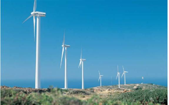 Q2印度新增风电装机136兆瓦 同比降幅超八成