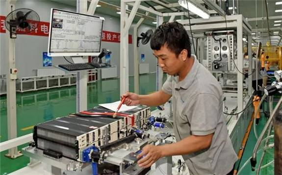 国内最大功率氢燃料电池发动机将在大同生产