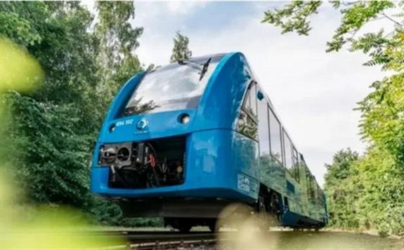德国火车加氢站正在建设中