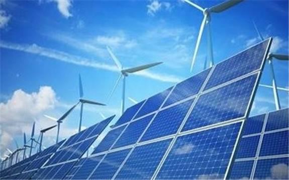 上半年风电和光伏发电量均保持两位数增长