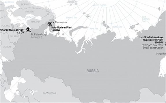 俄罗斯要将氢气变成下一时代的天然气