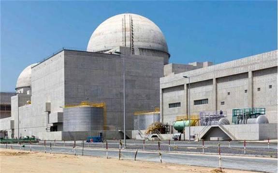 阿拉伯地区首座核电站启动运行