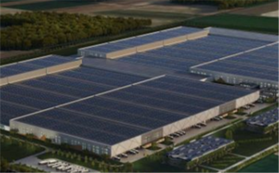 Verkor企业计划在法国建设一个年产50GWh 电池工厂