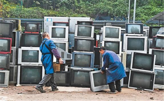 固废回收利用:旧电视机如何派上新用场
