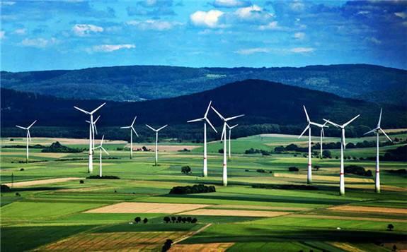 越南广平省将建设越南最大陆上风电场
