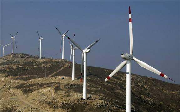 项目名称:河南省安阳市滑县风电相关70MW风电项目(EPC)