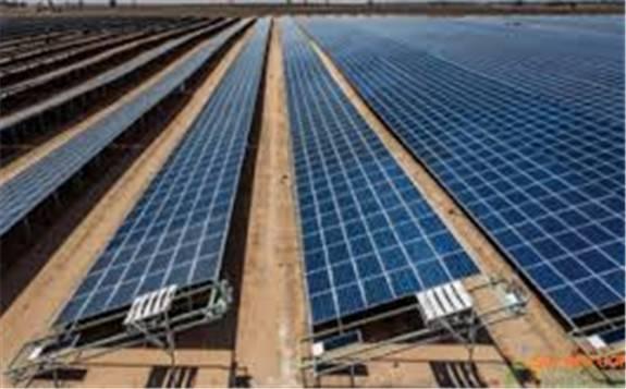 世界最大的现场消耗太阳能项目