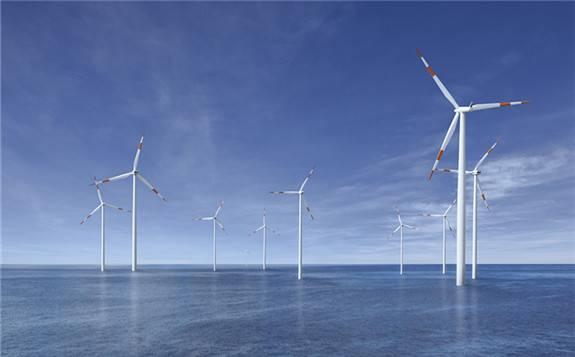德国利用海上风能生产绿色氢
